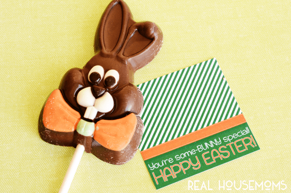 Some Bunny Special Gift Tag | Real Housemoms