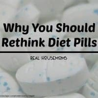 Why you may want to rethink Diet Pills. Photo of Diet Pills.