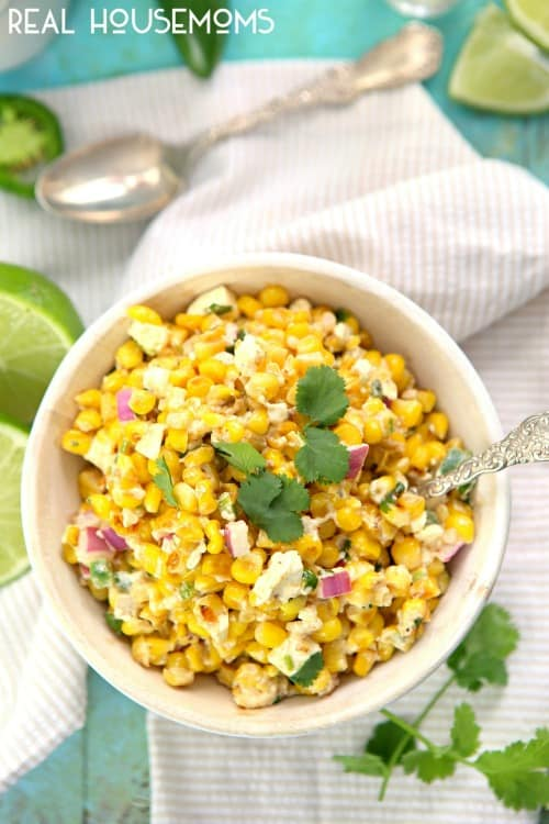 skinny mexican street corn in text 1