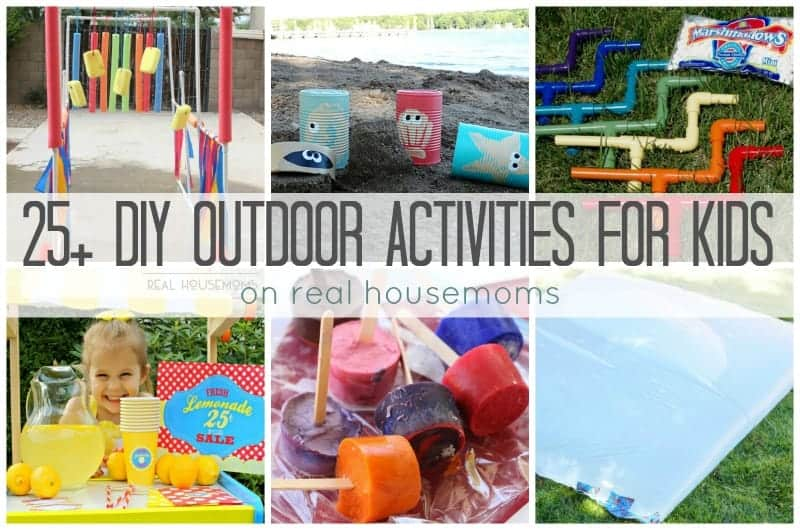 outdoor activities for kids. Outdoor Activities For Kids I