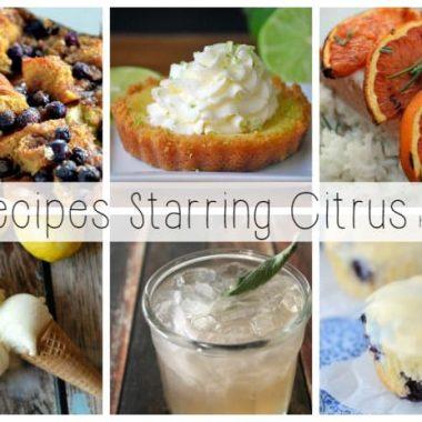 25 Recipes Starring Citrus on Real Housemoms