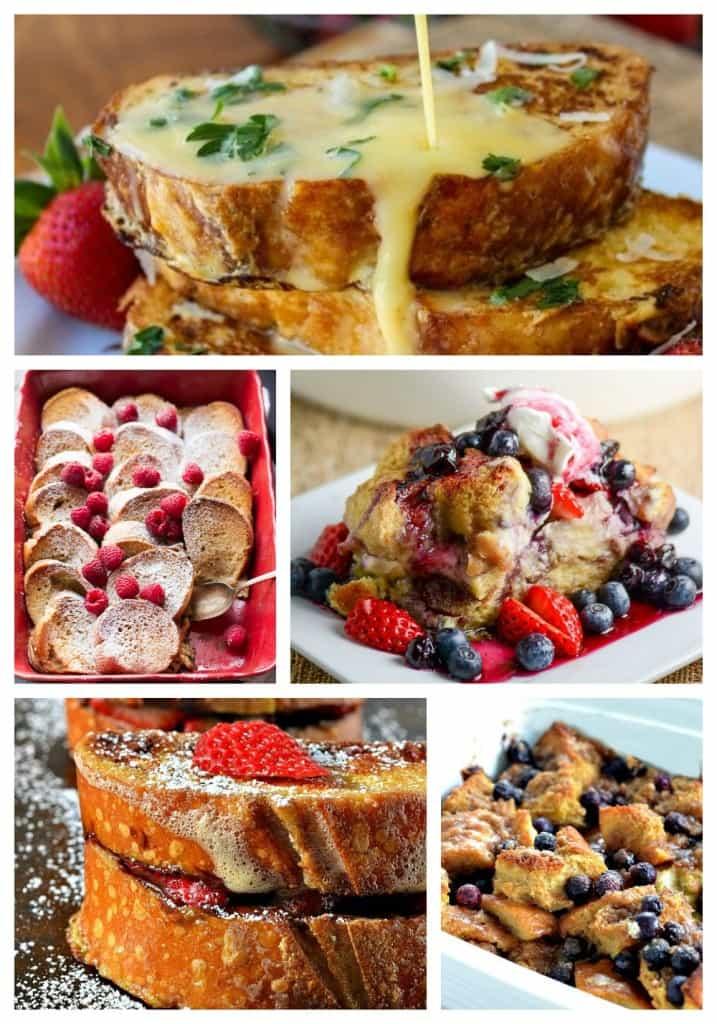 25 Easy Brunch Recipes | Real Housemoms