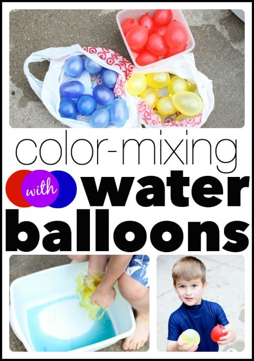 Color-Mixing-with-Water-Balloons-500x710