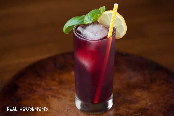 Blackberry Hard Lemonade combines fresh squeezed lemonade with decadent marionberry infused vodka for an easy to make, easy to drink, refreshing cocktail.