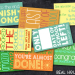 Printable End-of-the-Year Lunchbox Notes