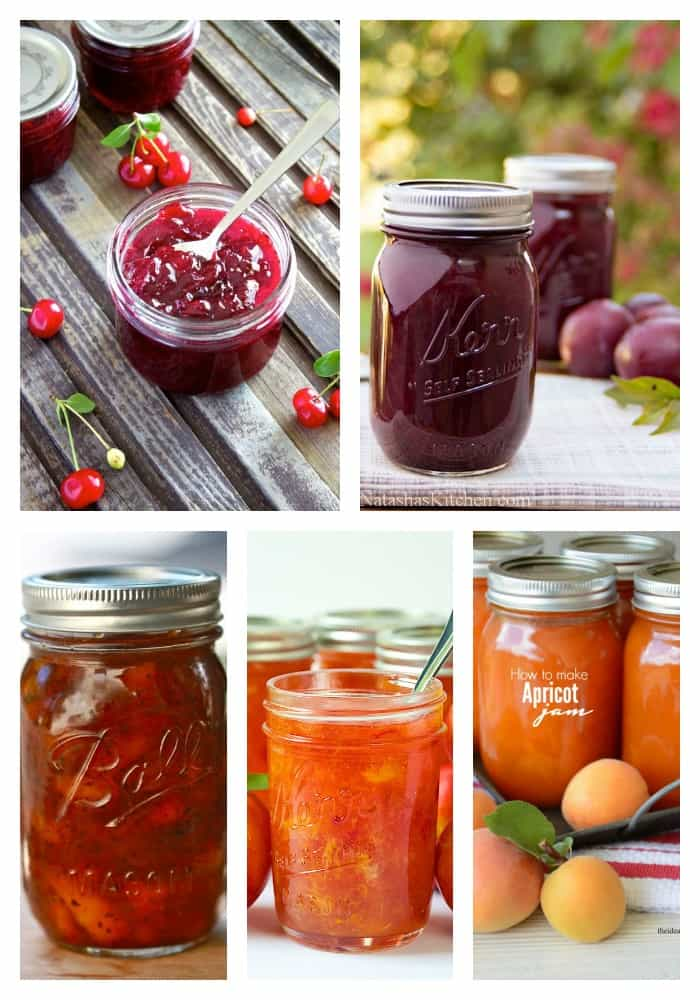 25 Recipes for Jam & Jelly on Real Housemoms