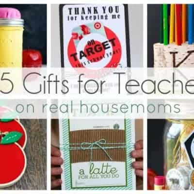 25 Gifts for Teachers