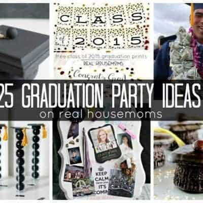 25 Graduation Party Ideas