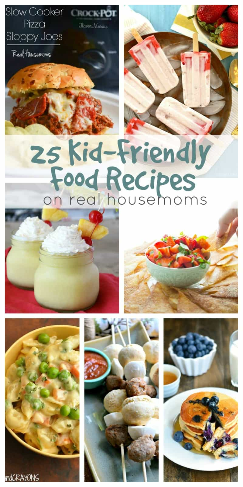 25 kid friendly food recipes real housemoms save forumfinder Choice Image