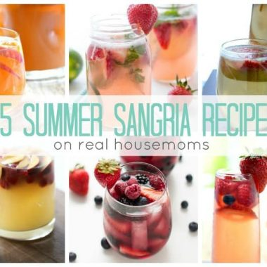 25 Summer Sangria Recipes