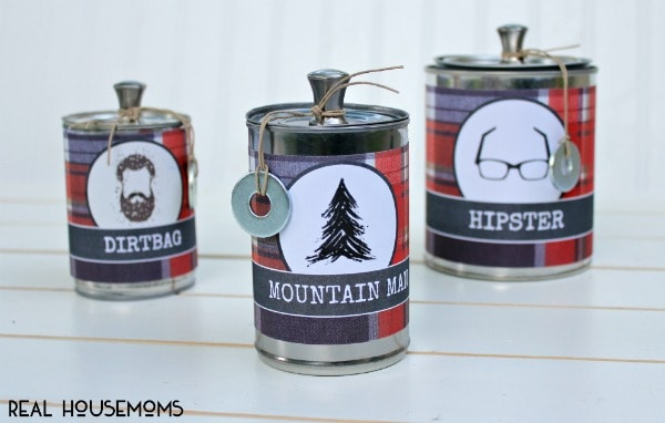 DIY 'Manly' Candles | Real Housemoms