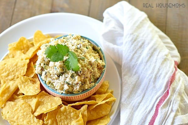 Mexican Street Corn Dip is so good it was gone in 45 minutes!!!