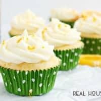Mimosa Cupcakes   Real Housemoms