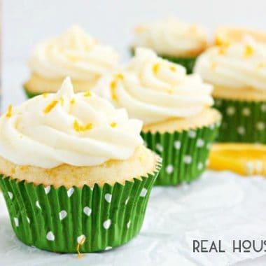 Mimosa Cupcakes | Real Housemoms