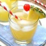 Pineapple Spritzers