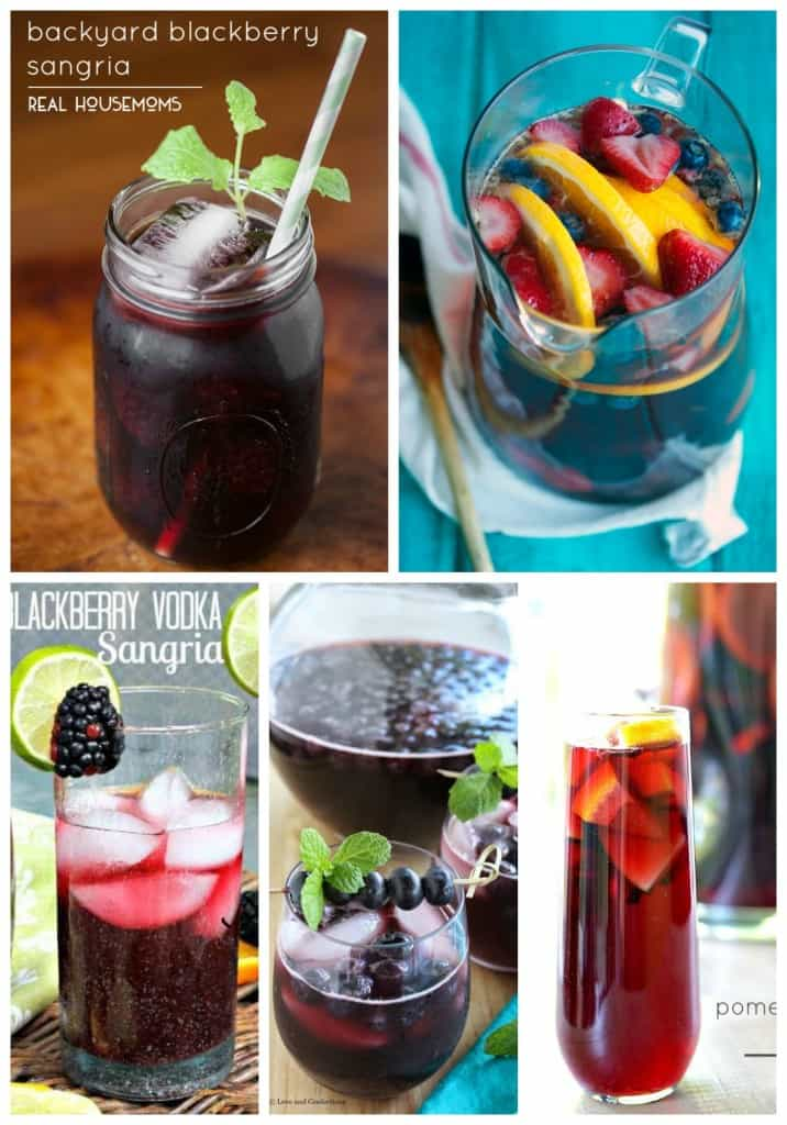 25 Summer Sangria Recipes on Real Housemoms