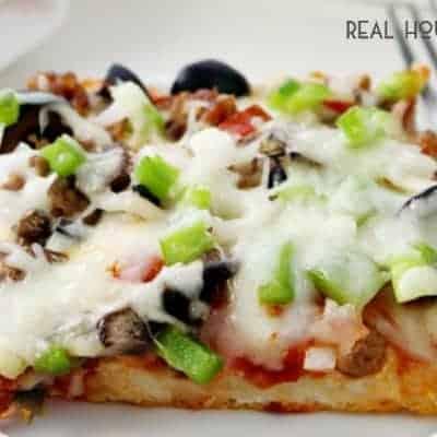 Supreme Pizza Bubble Bake