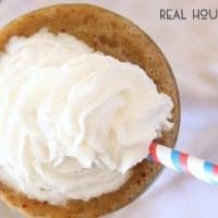 Apple Pie Smoothies | Real Housemoms