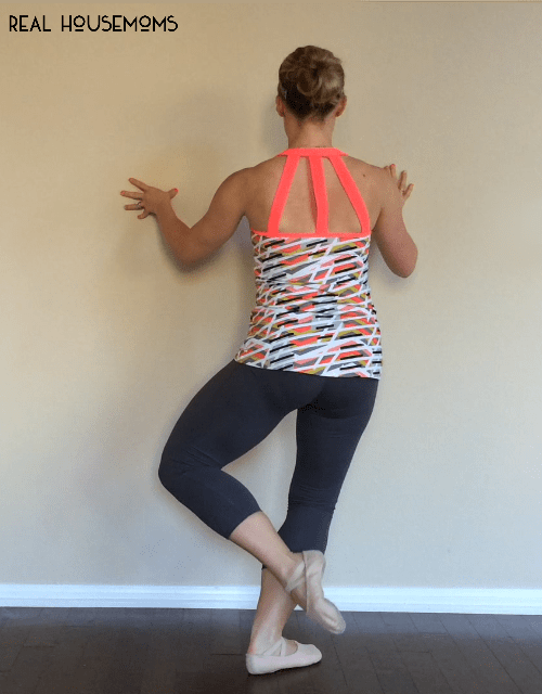 Ballet Fit Series Part 1: Get Dancer Legs | Real Housemoms