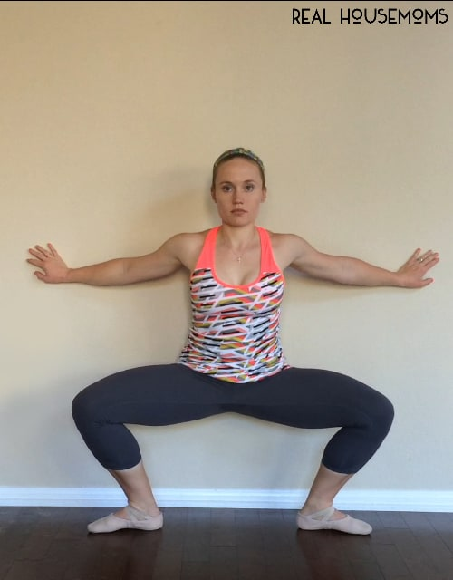 Ballet Fit Series Part 1: Get Dancer Legs   Real Housemoms