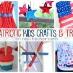25 Patriotic Kids Crafts & Treats