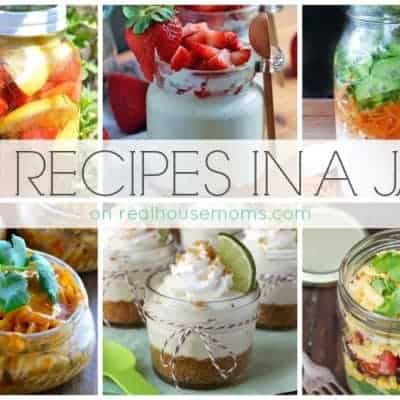 25 Recipes in a Jar
