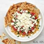 Greek Corn Dip