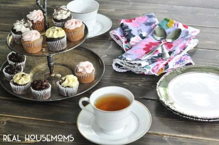 Having High Tea With Your Kids | Real Housemoms