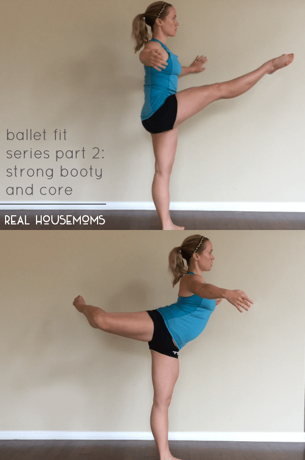 Our BALLET FIT SERIES PART 2 is all about strong booty and core! We're working your entire midsection. Pair this workout with part 1 in the series and get ready to sweat!