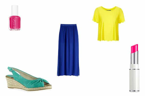 Summer Brights | Real Housemoms