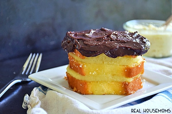 No Bake Boston Cream Pie is soooo good, y'all! It might surprise you just how easy it is to make!