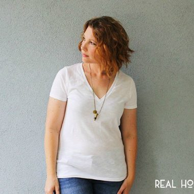 Three Ways to Style a White Tee
