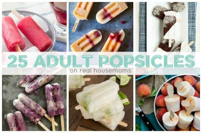 25 Adult Popsicles FEAT