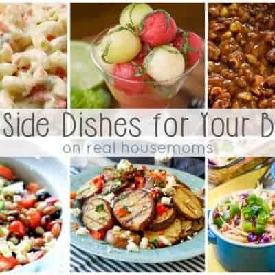 25 Side Dishes for Your BBQ