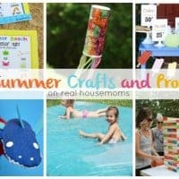 25 Summer Crafts and Projects | Real Housemoms