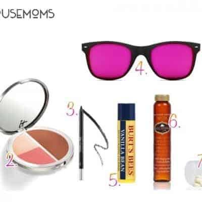 7 Summer Beauty Essentials!