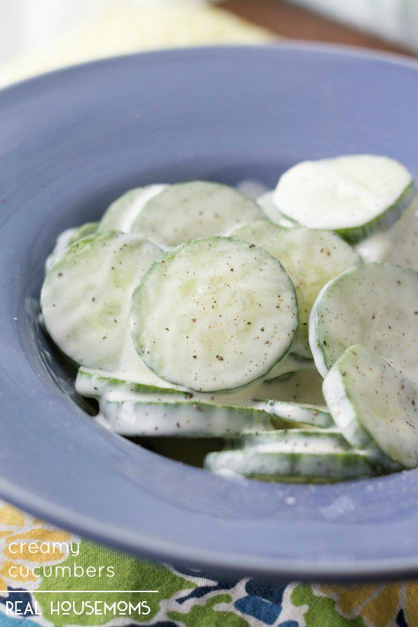 Cucumber Salad Recipe Miracle Whip