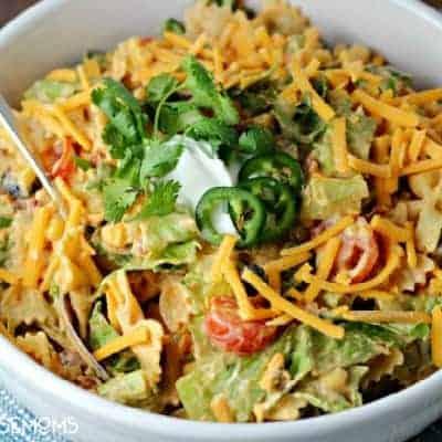 Creamy Taco Pasta Salad