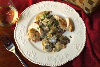 Mushroom Artichoke 2