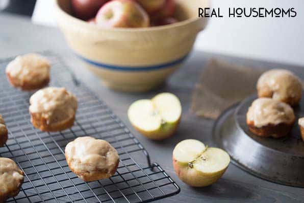 Caramel Apple Muffins are the best way to say hello to apple season!