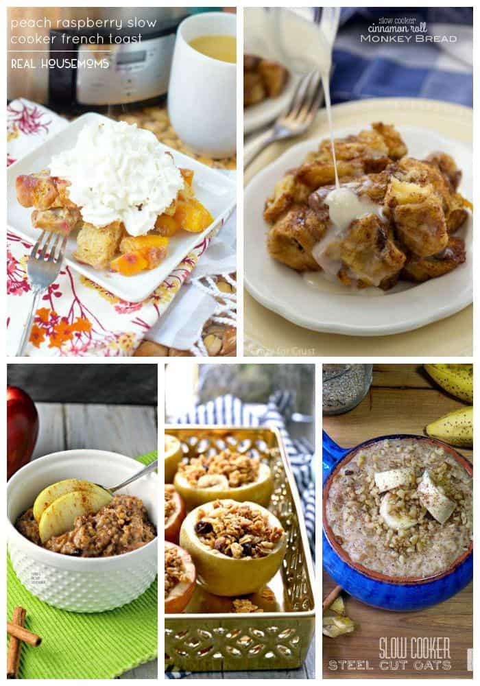 25 Non-Dinner Crock Pot Recipes | Real Housemoms