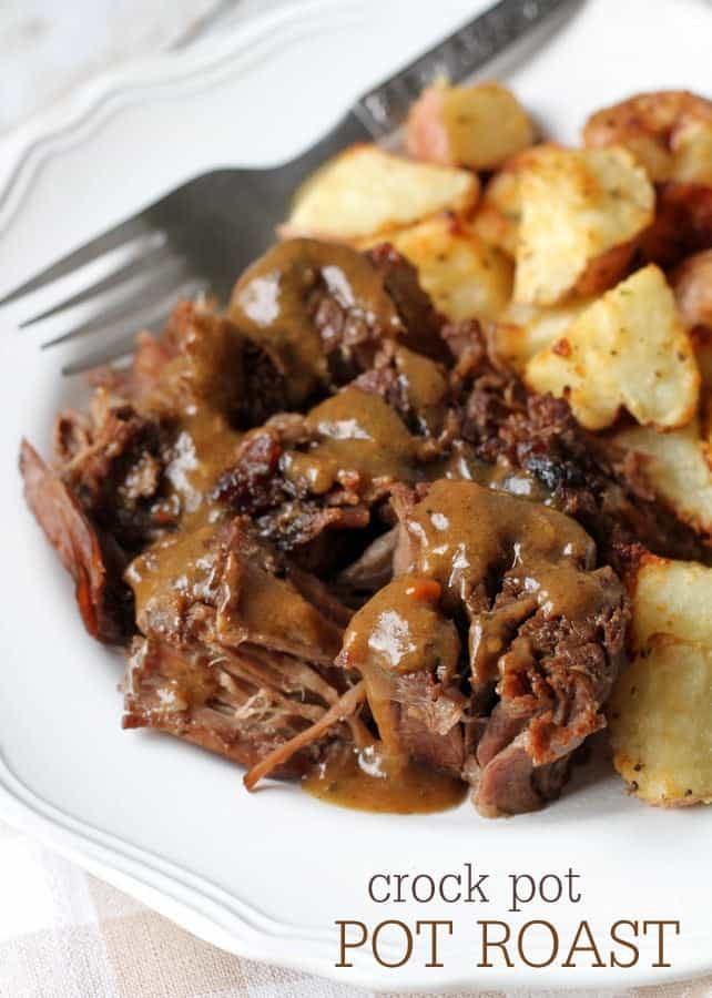 Pot Roast Recipe - Lil Luna