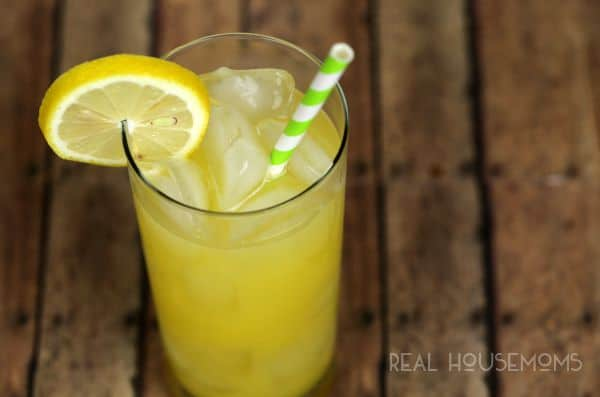 Screwy Banana Cocktail is a fun and refreshing twist on a Screw Driver!