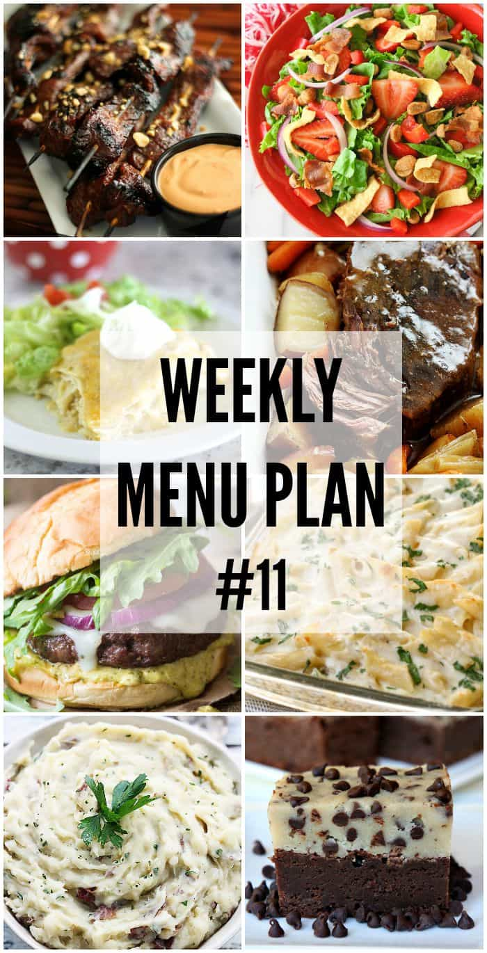 Weekly Menu Plan #11 - the-girl-who-ate-everything.com