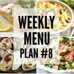 Weekly Meal Plan #8