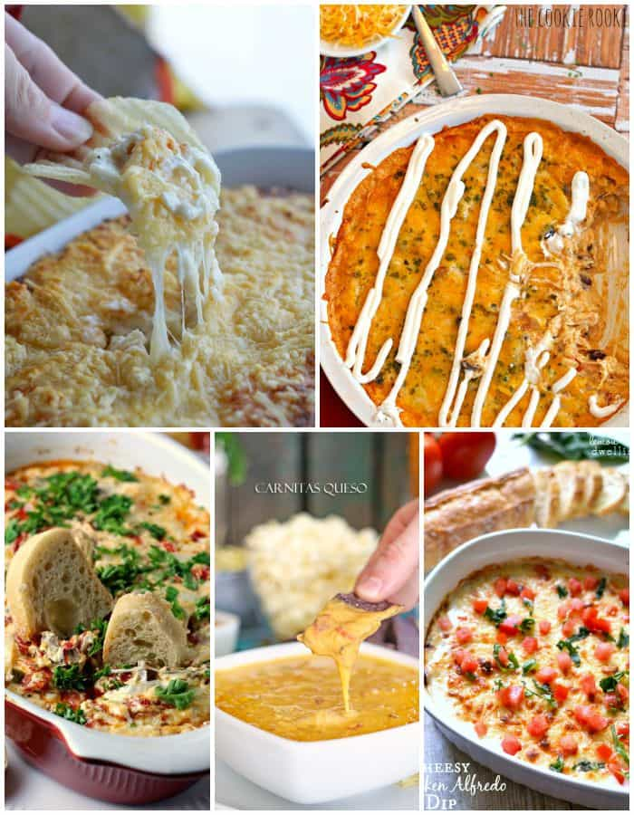 25 Cheesy Dips | Real Housemoms