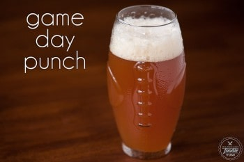 Game Day Punch | Self Proclaimed Foodie