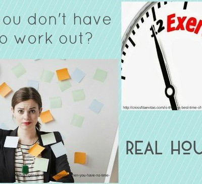 What if You Don't Have Time to Work Out?