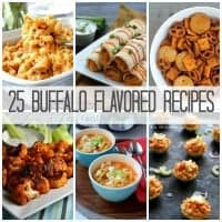 25 Buffalo Flavored Recipes | Real Housemoms