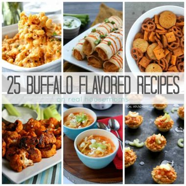 25 Buffalo Flavored Recipes